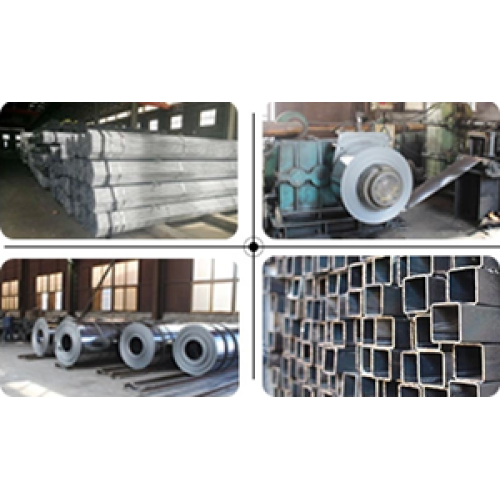 World Steel Pipe Industry