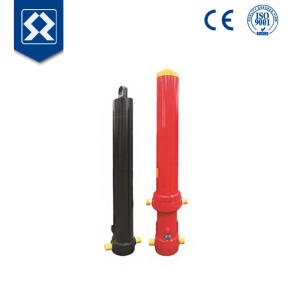 Wholesale Custom Made 5 Stage Dump Truck Telescopic Hydraulic Cylinder