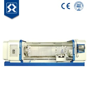 Hot sale hydraulic roll threading machine,QK1335 Automatic Drill Pipe Screw/Thread Repair Lathe