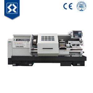 Torno del CNC de la máquina del torno del CNC de China CK6180G con buen precio