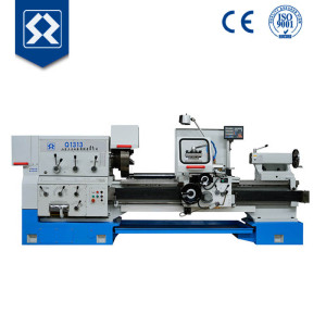 Newest Horizontal Pipe Threading big bore lathe machine