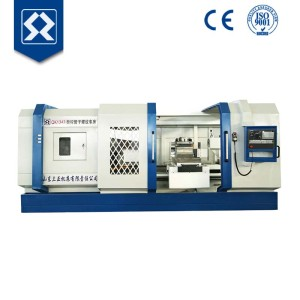 Horizontal CNC Pipe Threading Lathe Machine for oil country lathe