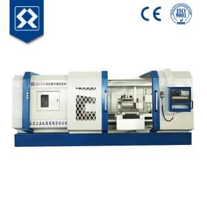High Speed CNC Pipe Thread Cutting Lathe QK1343 Pipe Threading Lathe