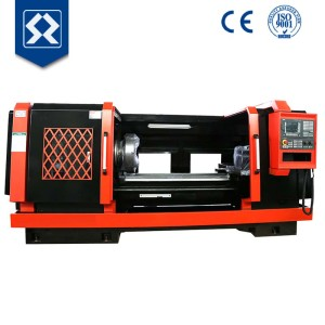 Professional Pipe Threading CNC Lathe with 20 Years