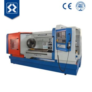 High power cnc pipe threading lathe for petrochemical industry