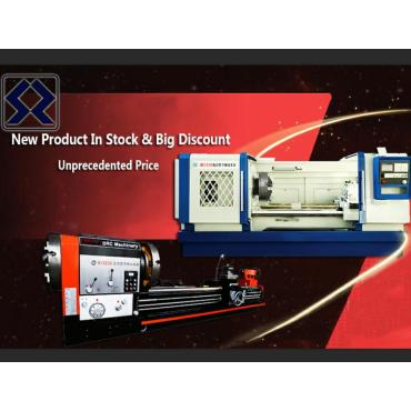 New Product Pipe Threading Lathe Machine In Stock With Big Discount