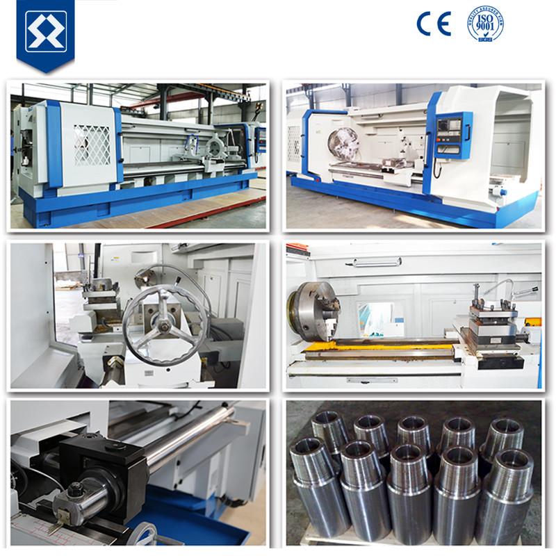 CNC مخرطة أفقية