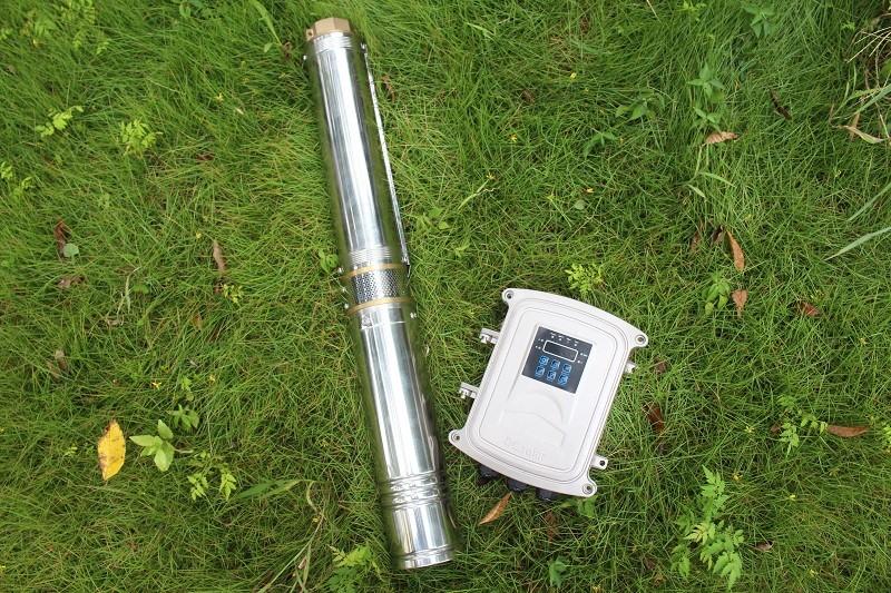 wbs solar powered pump
