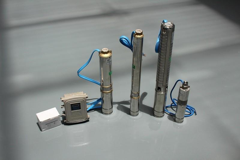 wbs solar submersible pump
