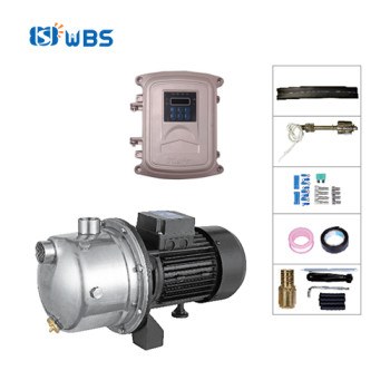WBS DC solar power surface injection pumps  solar JET pump price Australia(free shipping)