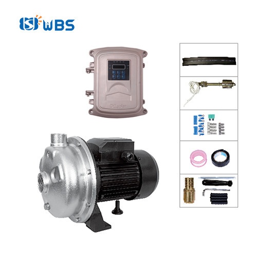 WBS DC brushless centrifugal surface pump