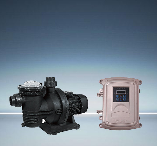 500W solar swimming pool pump