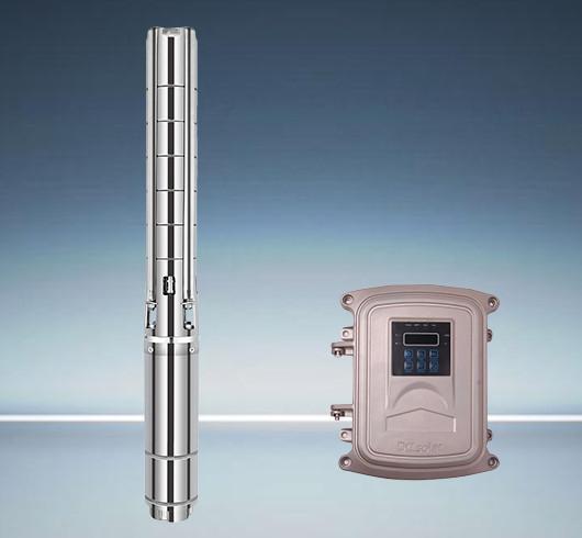 3-inch solar deep well pump