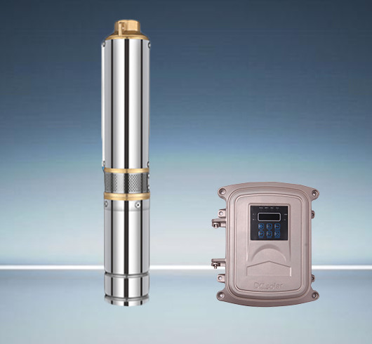 4-inch solar submersible pump