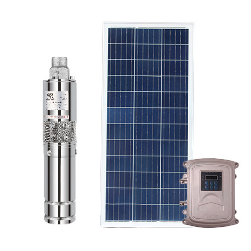 WBS SOLAR PUMP-3 INCH S/S SCREW PUMP