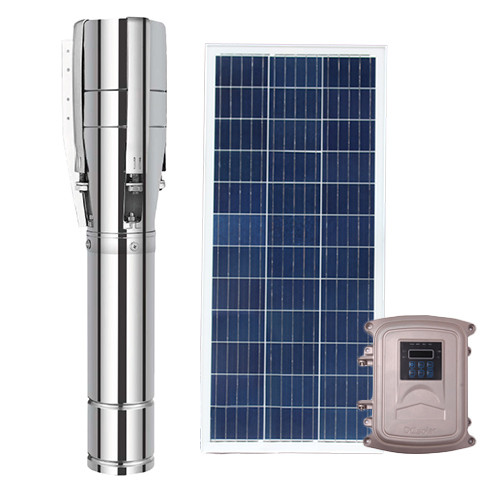 6 INCH SOLAR PUMP WITH S/S IMPELLER
