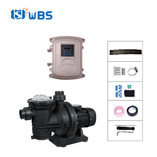 WBS solar swimming pool pump