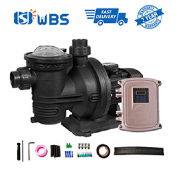 WBS 900w solar swimming pool pump Hayward pool filter pool dc solar pump price(free shipping)