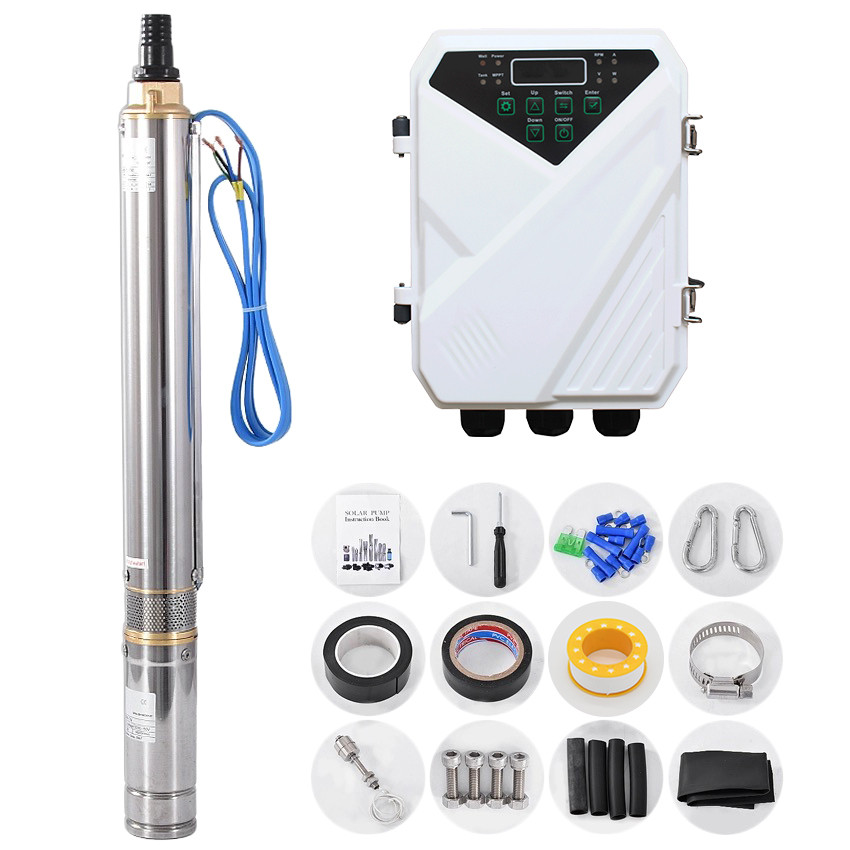 3inch solar submersible pump