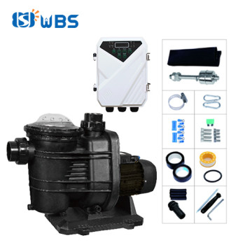 WBS 1200w solar pool pump summer escape pool solar pump dc solar pump price(free shipping)