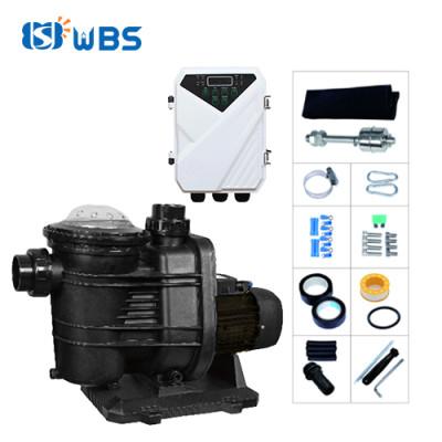 WBS 1200w solar pool pump summer escape pool solar pump dc solar pump price(free shipping)