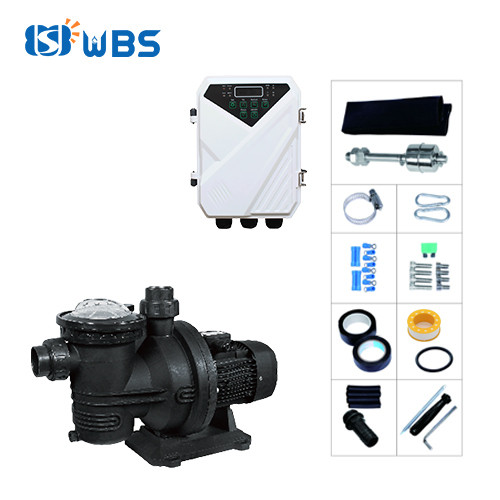 WBS 500w dc solar pool pump for swimming pool in Australia Wholesale price(free shipping)