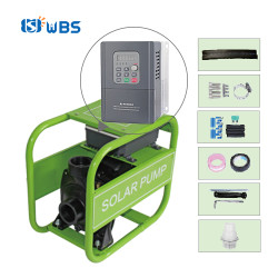 WBS AC/DC brushless DCPM surface solar pump 3hp solar pump Factory direct sales (Free shipping)