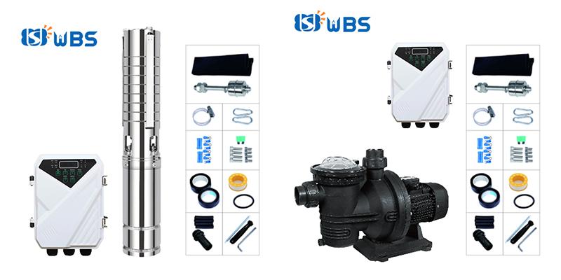 WBS solar water pump