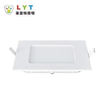 Slim Recessed Square Panel Light