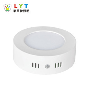 Surface Mounted Round Panel Light