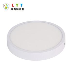 Surface Narrow round panel light