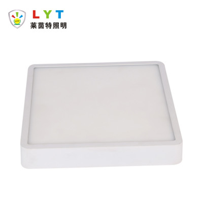 Surface Narrow square panel light