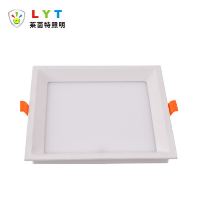 Recessed Square Panel Light