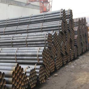 YOUFA Brand ASTM A795 standard groove end  metal pipes