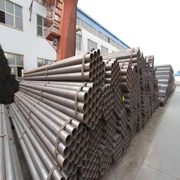 YOUFA 2.5インチスケジュール40メートルあたりの黒丸鉄パイプ重量