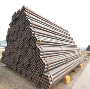 Tianjin Youfa brand ERW steel pipe  mild steel round pipe price