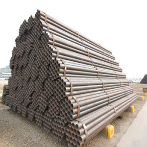 Tianjin Youfa brand  Q195 welded high frequency erw steel pipe