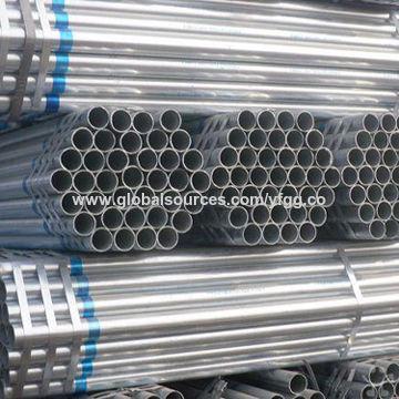World TianJIn Factory Fence Post Iron Precio de acero barato de China / Tubo galvanizado