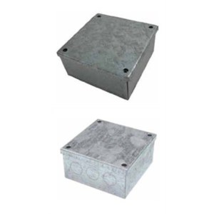 Steel Adaptable Box With BS4568 Standard