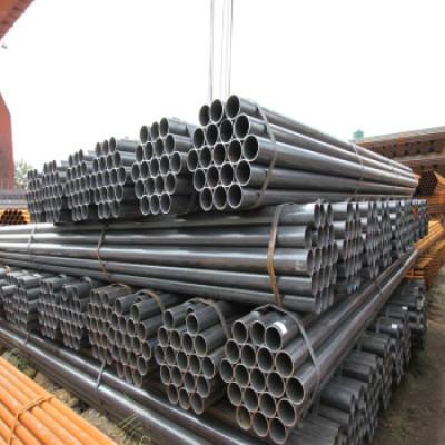 Tubo de acero Astm a105 grado b, tubo de acero redondo negro
