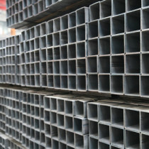 YOUFA manufacture mild steel hollow steel hollow tube square pipe