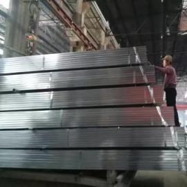 MARCA YOUFA Tubo de acero Gi cuadrado 30x30 mm pre galvanizado en invernadero