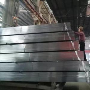 Square Gi steel pipe 30x30 mm greenhouse pre galvanized