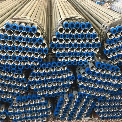 en39 tubo de andamio tubo de andamio 48.3 pesos de tubo de andamio de acero de YOUFA