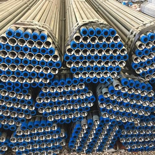 سقالة أنابيب مواد البناء st37 أنابيب الصلب المجلفن من YOUFA