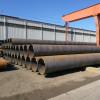 Tianjin Youfa Brand high quality  q345b  spiral welded steel pipe