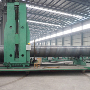 SSAW spiral submerged arc welding steel pipes building /construction/piling