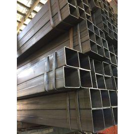 tubo de acero cuadrado tubo de acero rectangular perfil de tubo de acero de sección hueca en tianjin