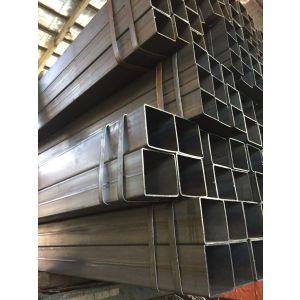 أنبوب فولاذي مربع مستطيل أنبوب فولاذي مجوف مقطع أنبوب فولاذي في تيانجين