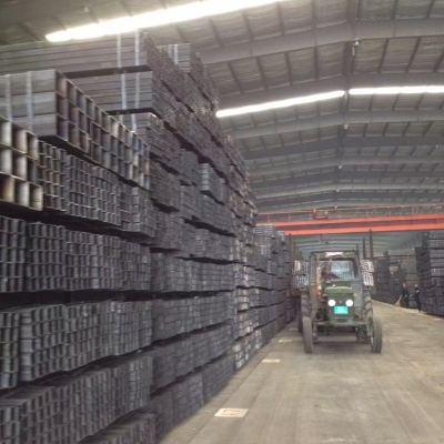 YOUFA fabrica precio de tubo cuadrado MS galvanizado con tamaños completos